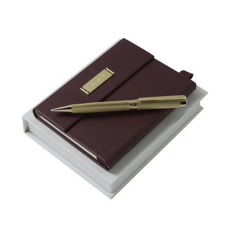 Nina Ricci Комплект Бележник А6 и химикалка
