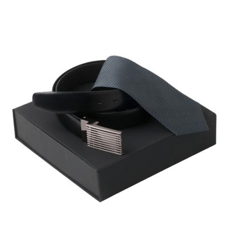 Jean Louis Scherrer Комплект Кожен колан и вратовръзка Matelot