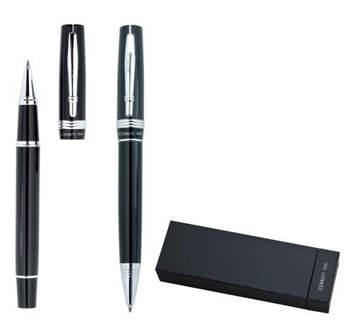 Cerruti Комплект Химикалка и Ролер Alto