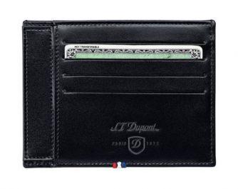 Калъф за документи S.T.Dupont с 4 отделения за кредитни карти