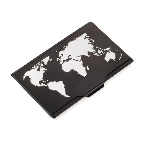 Визитник TROIKA - GLOBAL CONTACTS