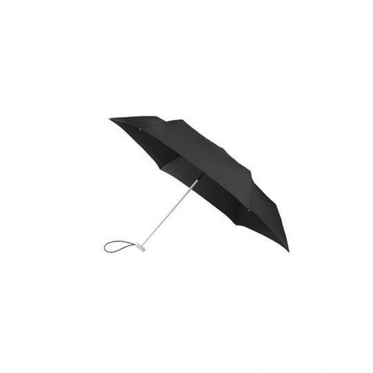 Тройно сгъваем мини-чадър Samsonite, Black