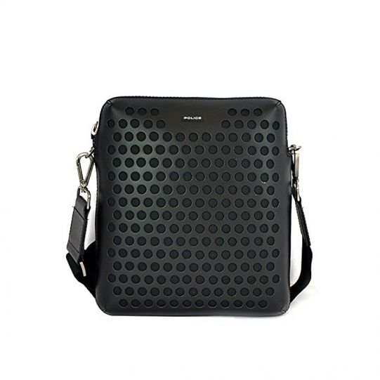 Малка кожена чантичка за през рамо – POLICE HOT SHOTS