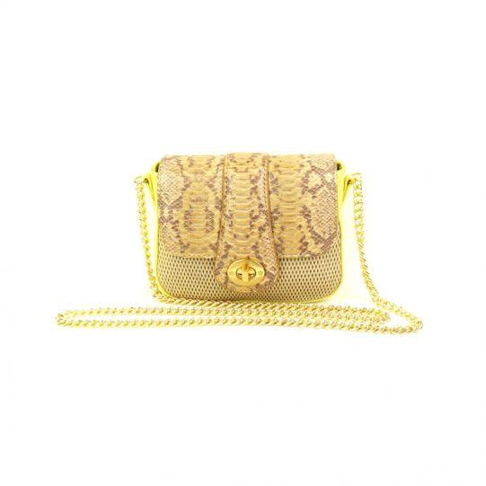 Дамска чанта Dumond от естествена кожа