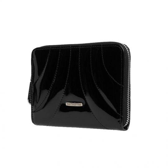 Черен дамски портфейл Samsonite Midtown 2, модел U60.09.202