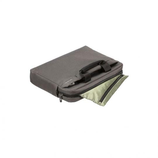 Сива компютърна чанта с капак Network 2 за 16' инча лаптоп