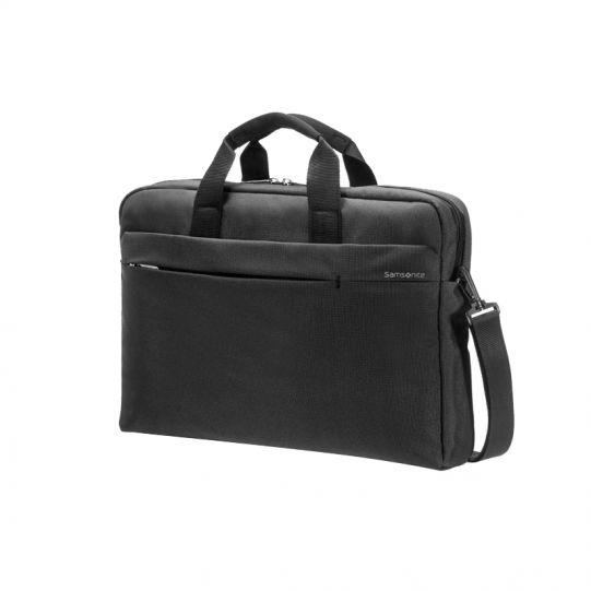 Черна компютърна чанта Network 2 за 15-16