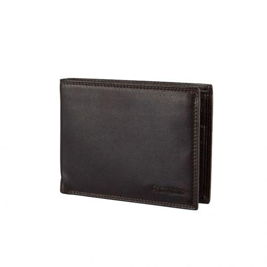 Мъжки портфейл Samsonite с 10 отделения за карти и документи