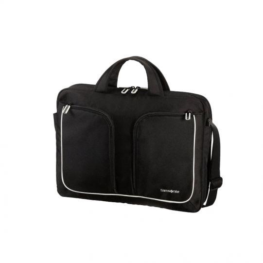 Чанта Flexxea за 13-14 инча лаптоп цвят черно/сиво