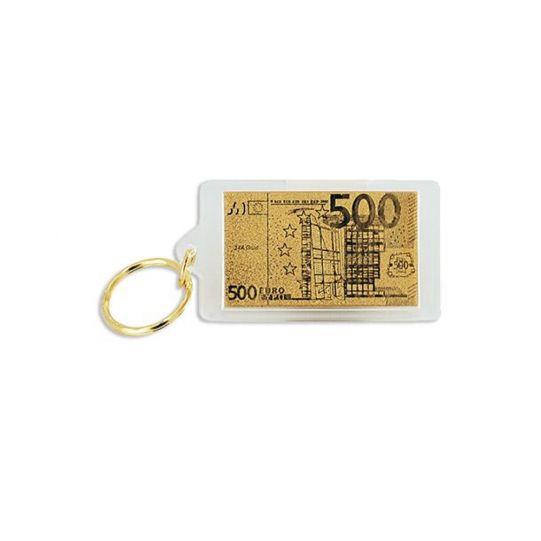 Ключодържател евро SILVER FLAME