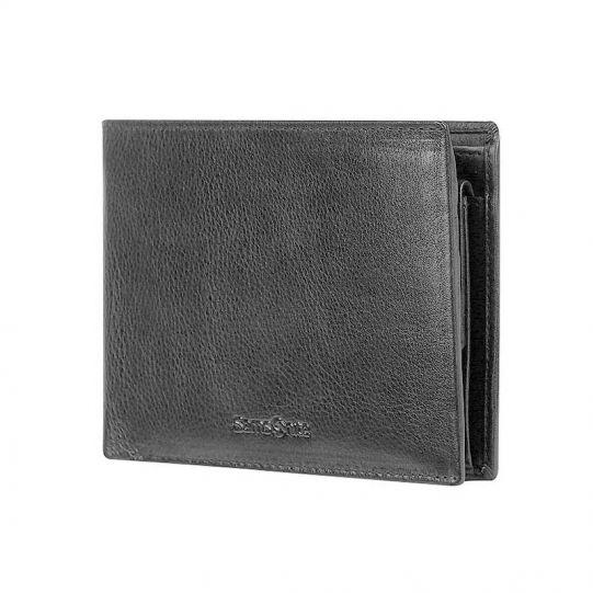 Мъжки портфейл Samsonite с 6 отделения за кредитни карти