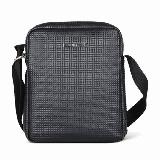 Мъжка чанта за рамо Police Pyramid, черна