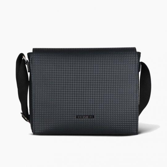 Чанта за лаптоп Police Pyramid Messenger, черна