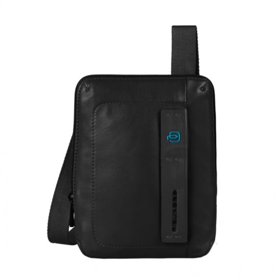 Компактна вертикална чантичка за рамо Piquadro Pulse