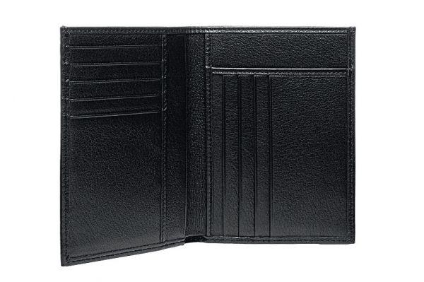 Мъжки портфейл Piquadro с 12 отделения за кредитни карти