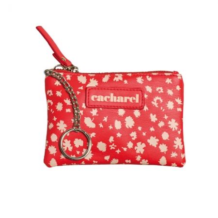 Cacharel Ключодържател-дамска чантичка LUXEMBOURG Red