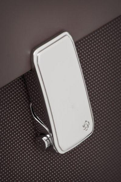 """Бизнес чанта S-Teem с капак за 14,1"""" лаптоп в тъмно кафяв цвят"""