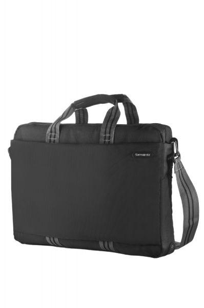 Компютърна чанта, размер М, Network за 15,6 инча лаптоп (черна)