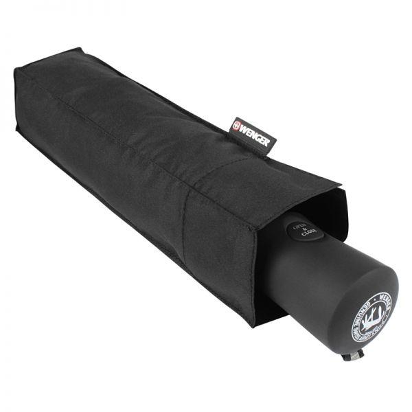 Автоматичен телескопичен чадър Wenger Rubberstyle