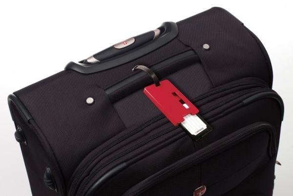 Етикет за куфар или багаж Wenger WE6186 GY