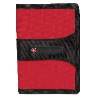 Калъф за паспорт с RFID защита Wenger WE6078 RE
