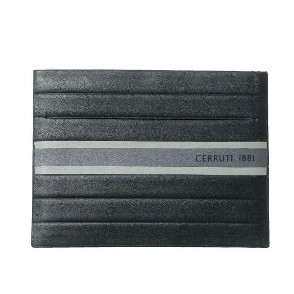 Cerruti Портфейл за документи - Визитник от естествена кожа Central