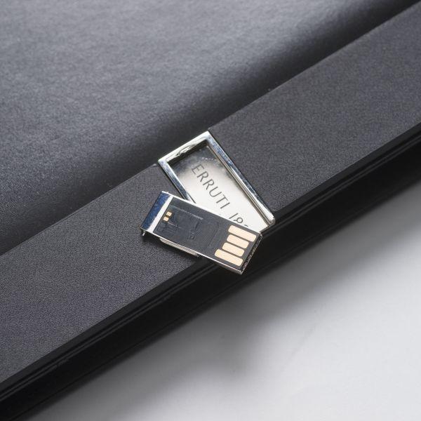 Cerruti Папка А4 Slide + USB 8 GB