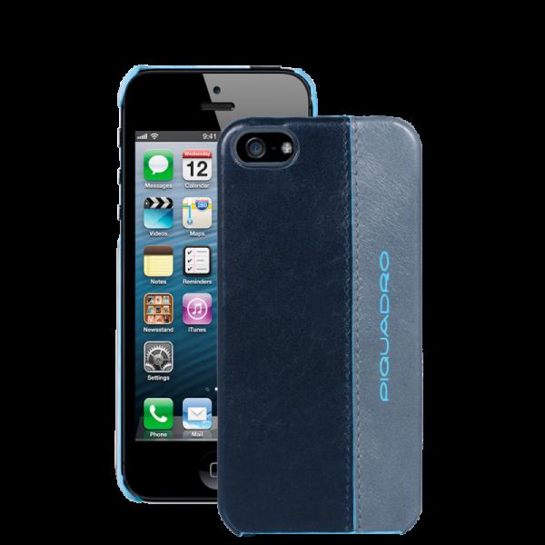 Луксозен кожен калъф за iPhone5 и 5S