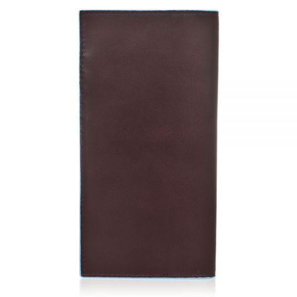 Портфейл Piquadro с 6 отделения за кредитни карти