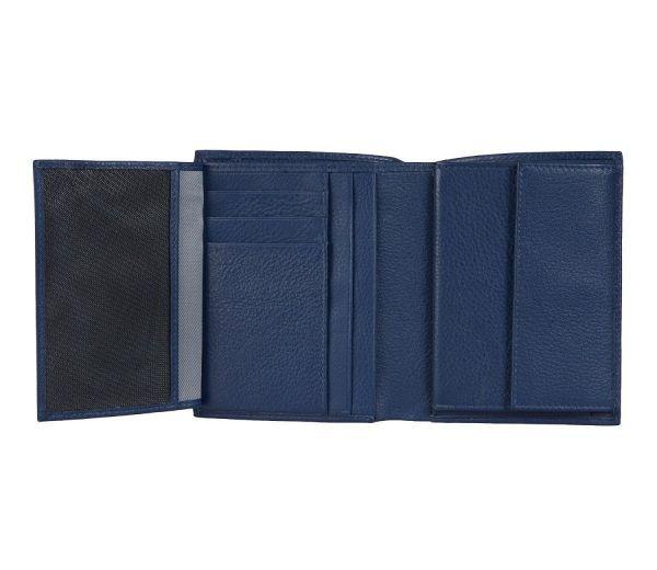 Портфейл Bugatti City Line с 6 отделения за карти
