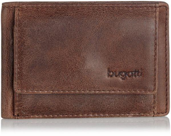 Портфейл Bugatti Bogotá с 2 отделения за карти