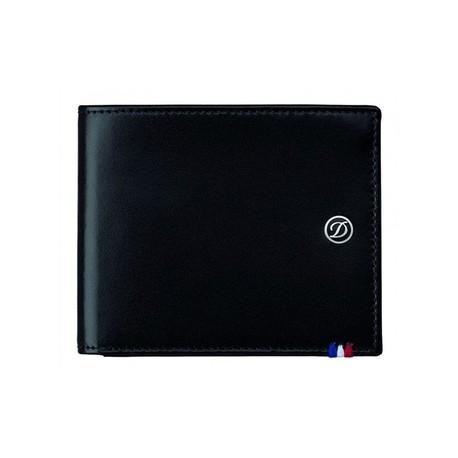 Портфейл S.T. Dupont Line D с 5 отделения за кредитни карти