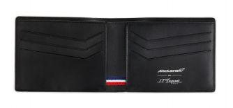 Портфейл S.T. Dupont Defi McLaren с 6 отделения за кредитни карти