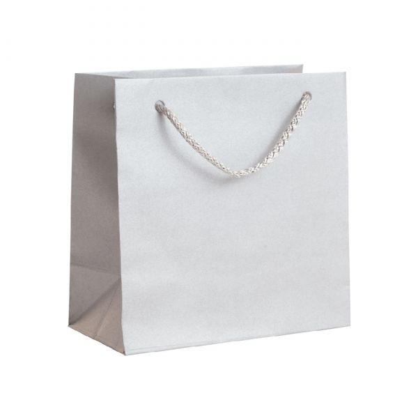 Подаръчен плик - малък Silver