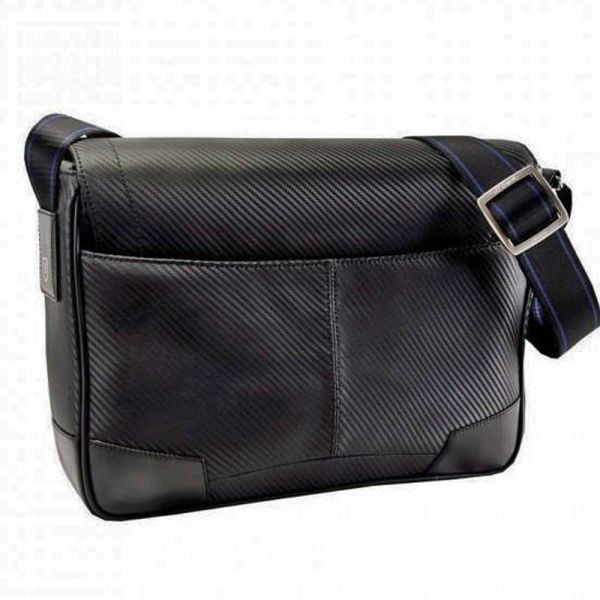 Малка чанта S.T.Dupont Defi Carbon