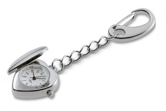 Ключодържател с часовник LOVE