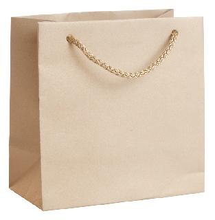 Подаръчен плик - малък Gold