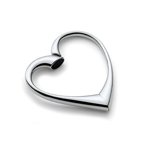 Закачалка за чанта Сърце
