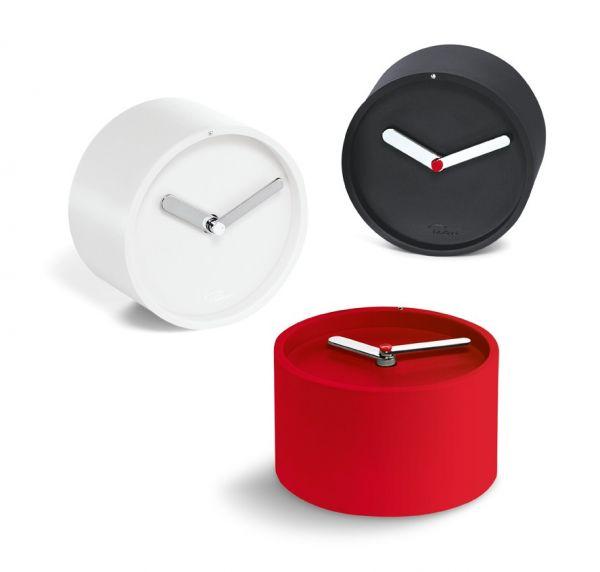 Часовник за стена TIM - черен
