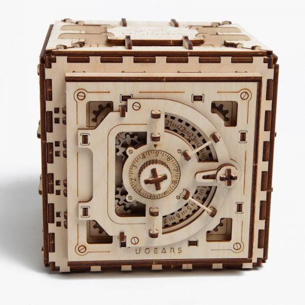 Механичен 3D пъзел - сейф