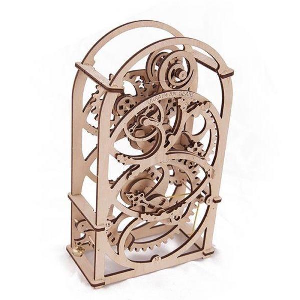 Механичен 3D пъзел - таймер