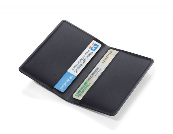 Калъф за карти двоен TROIKA - CardSaver DOUBLE