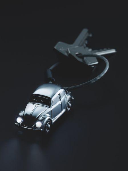 Ключодържател TROIKA - LIGHT BEETLE 1964