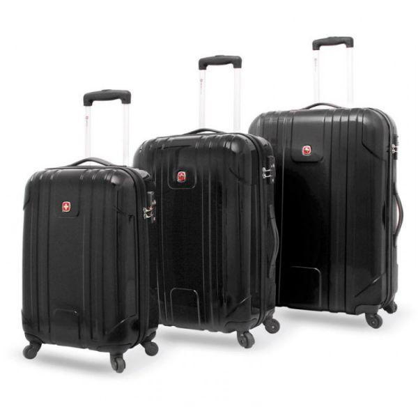 Куфар Wenger EvoLite с 4 колела