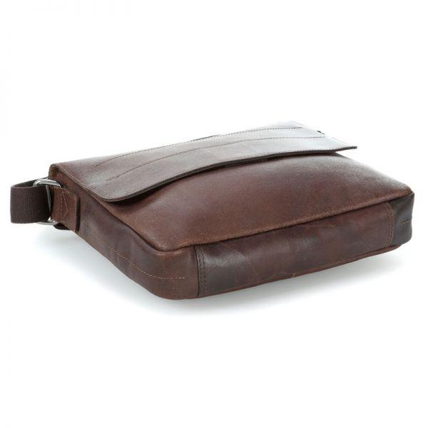 "Кожена чанта Wenger SwissGear STREET HUNTER, за лаптоп 12"""