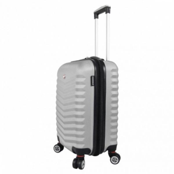 Куфар WENGER HARDSIDE BASIC сив, 41 литра