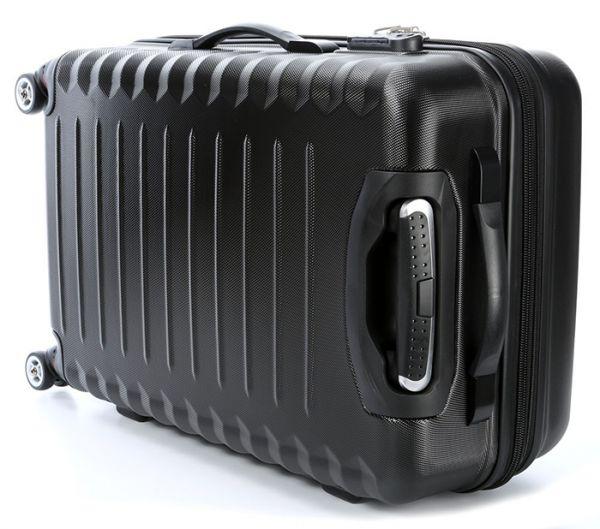 Куфар WENGER HARDSIDE BASIC черен, 41 литра