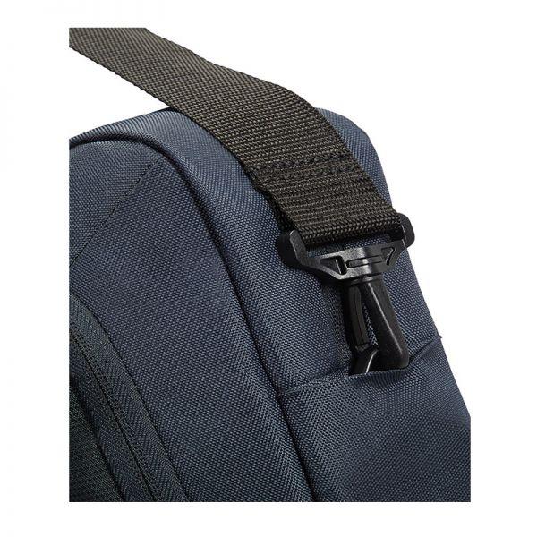 Сива бизнес чанта за 17,3 инча лаптоп Guardit