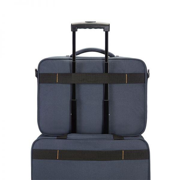 Сива бизнес чанта Samsonite