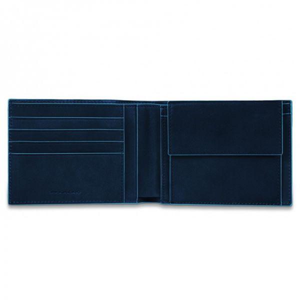 Луксозен мъжки портфейл Piquadro